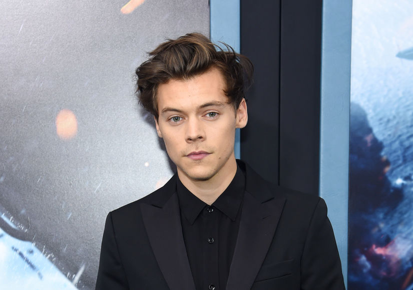 Harry Styles Is Unrecognizable with New Haircut