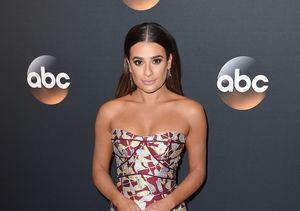 Lea Michele Holding Hands with Mystery Man — Who Is the Guy?