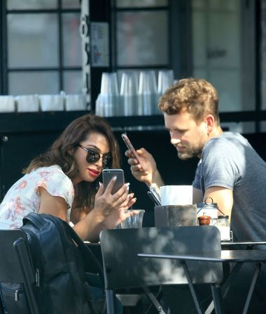 Nick Viall's Casual Lunch with 'Bachelor' Alum — Where Was…