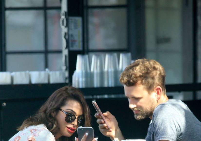 Nick Viall's Casual Lunch with 'Bachelor' Alum — Where Was Vanessa…
