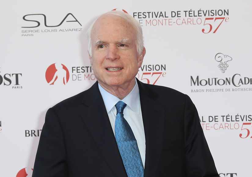 John McCain's Heartbreaking Cancer Diagnosis