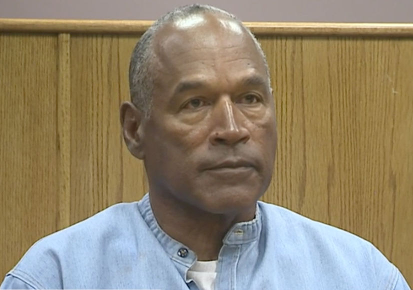 OJ Simpson wins parole from Nevada prison