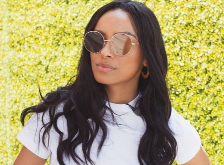 Kat Graham Dishes on New 'End of the World' Movie and Her Favorite Fashion…