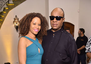 Details of Stevie Wonder & Tomeeka Robyn Bracy's Star-Studded…