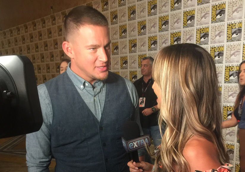 Channing Tatum Gives Cute Update on Daughter Everly