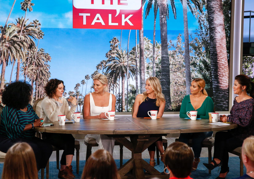 How Social Are You on Vacay? Charissa Thompson and the Women of 'The Talk'…