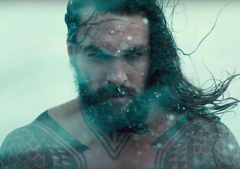 'Aquaman' Footage Makes a Splash at Comic-Con