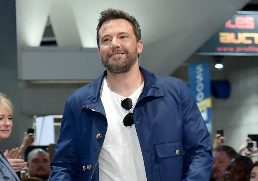 Ben Affleck Leaving Batman Role? 'Let Me Be Very Clear...'