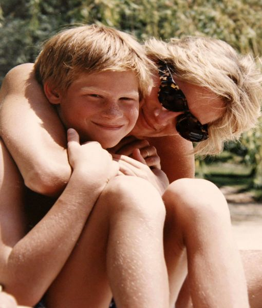 Prince Harry Regrets Last Call with Diana: 'If I'd Known ...'