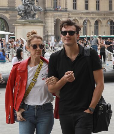 The Truth About Céline Dion's Reported Romance with Backup Dancer…