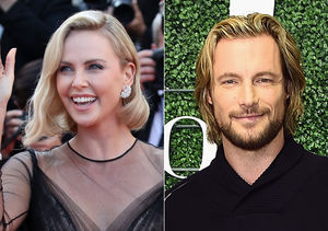 Charlize Theron Sets the Record Straight on Gabriel Aubry Romance…