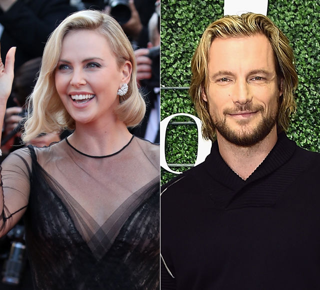 Charlize Theron Sets the Record Straight on Gabriel Aubry Romance Rumors