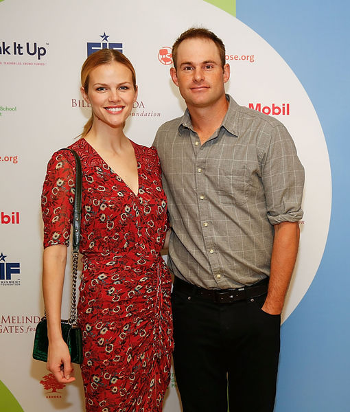 Brooklyn Decker & Andy Roddick Are Expecting Baby #2!