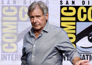 Harrison Ford on 'Blade Runner' Return: Stunts Were 'Easy-Peasy'