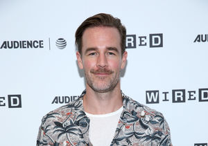 'Glute Force!' Billy Bush Congratulates James Van Der Beek on His…