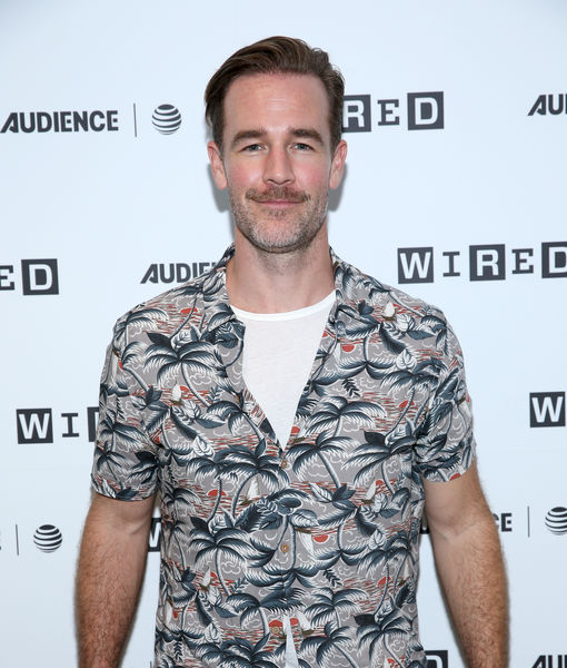 James Van Der Beek Expecting Baby #5 — See His Cute Announcement!