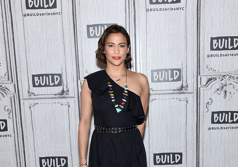Paula Patton on Son Julian, Plus: Is She Dating After Robin Thicke Divorce?