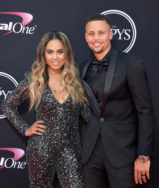 Ayesha Curry Dishes on Her Relationship with NBA Star Stephen Curry