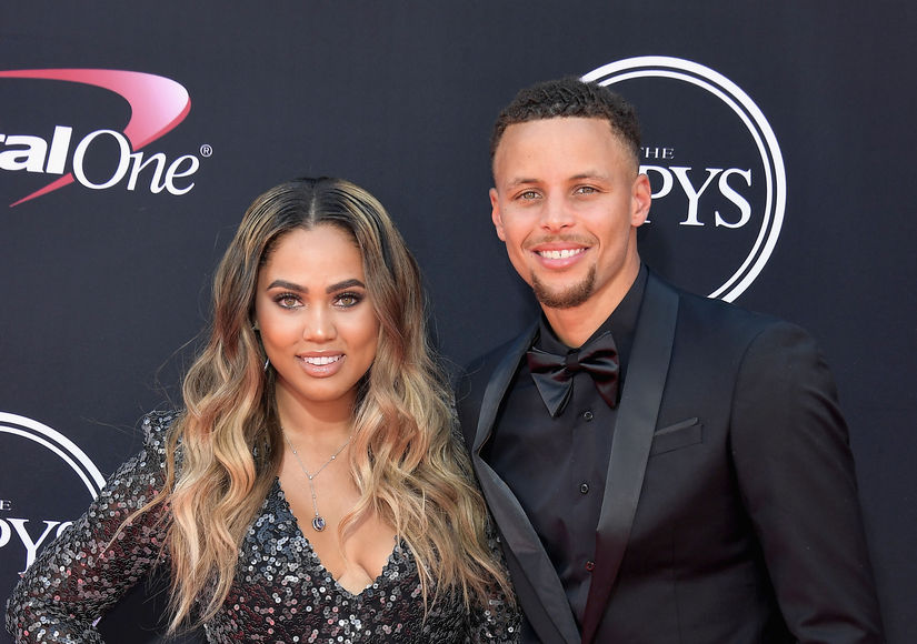 First Pics! Stephen & Ayesha Curry Welcome Baby #3