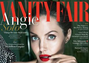 Angelina Opens Up About Shocking New Health Battle, Reconciling with Dad and…
