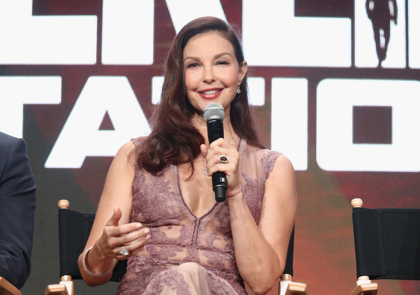 Ashley Judd's Unexpected Message for Harvey Weinstein