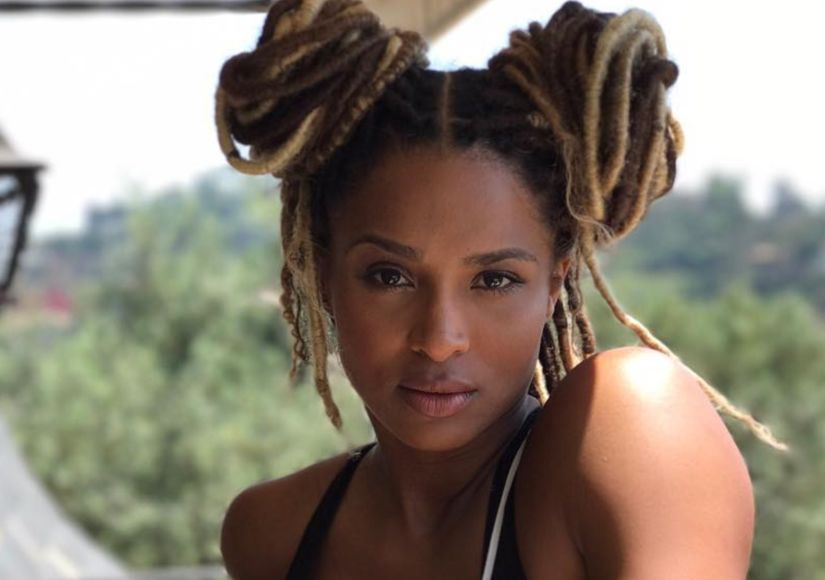 Ciara Mom-Shamed Over Video with Baby Sienna