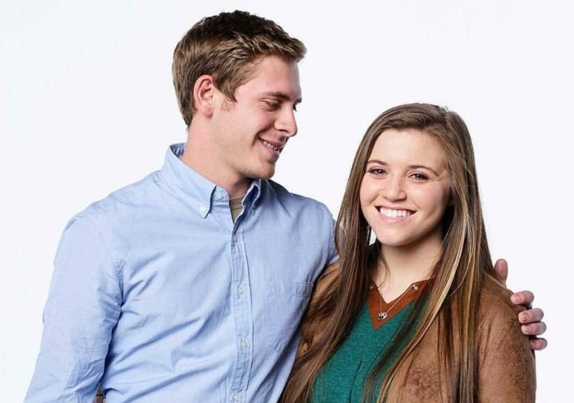 Joy-Anna Breaks Duggar Courtship Rule!