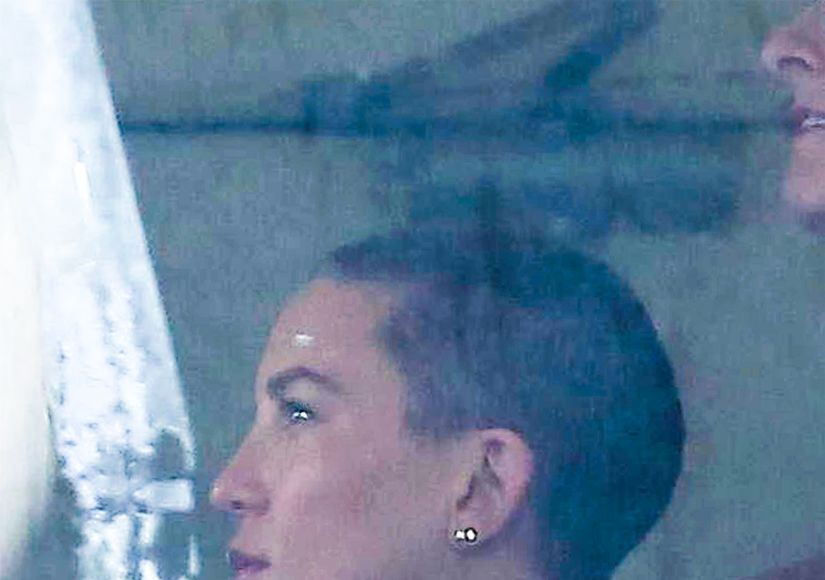 Kate Hudson Shaves Her Head — See the Pic!