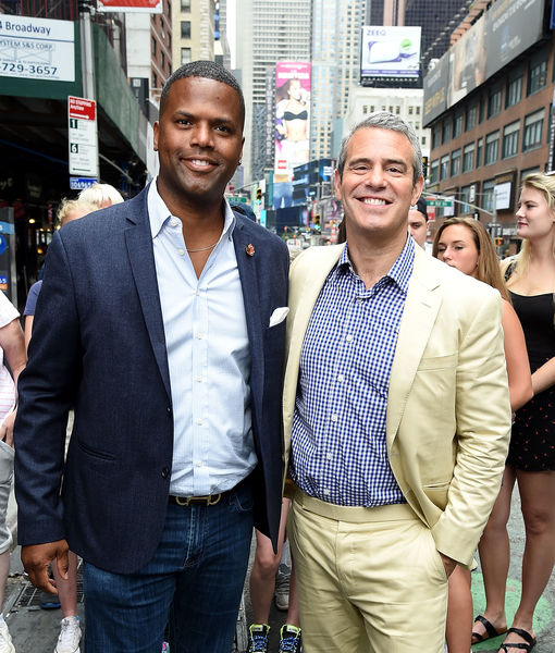 Andy Cohen's Message for Trump… and Invite for Kellyanne Conway to Join…
