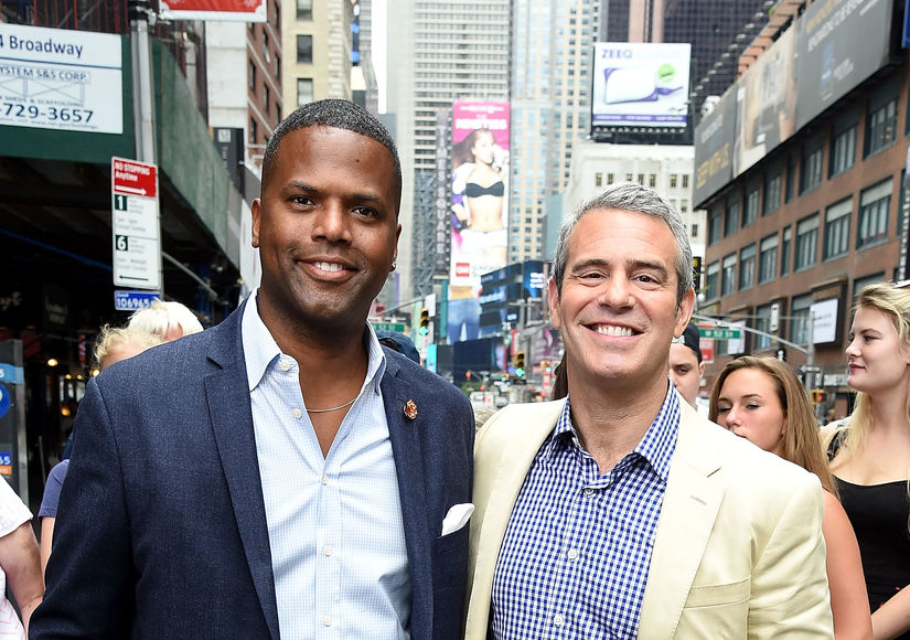 Andy Cohen's Message for Trump… and Invite for Kellyanne Conway to Join 'Housewives'