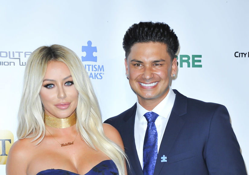 'Famously Single' Couple DJ Pauly D & Aubrey O'Day Split