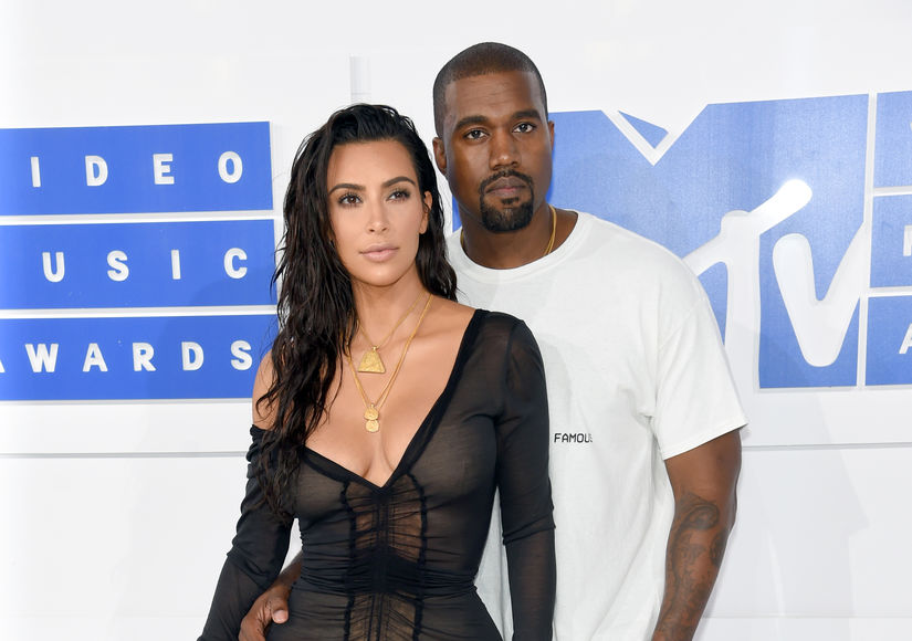 Kim Kardashian & Kanye West Welcome Baby #3