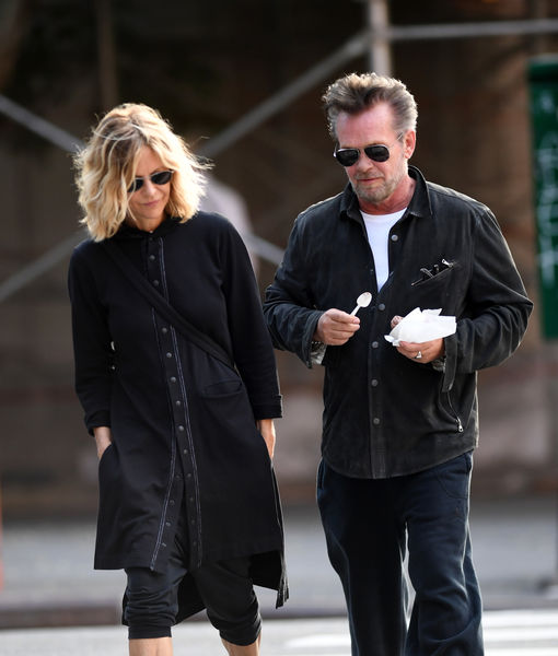 Meg Ryan & John Mellencamp Are Back Together