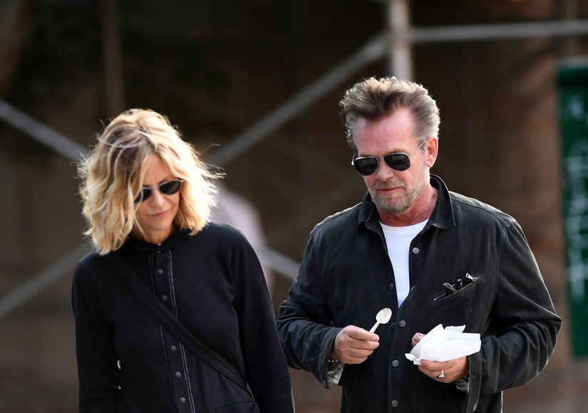 Meg Ryan Amp John Mellencamp Are Back Together Extratv Com