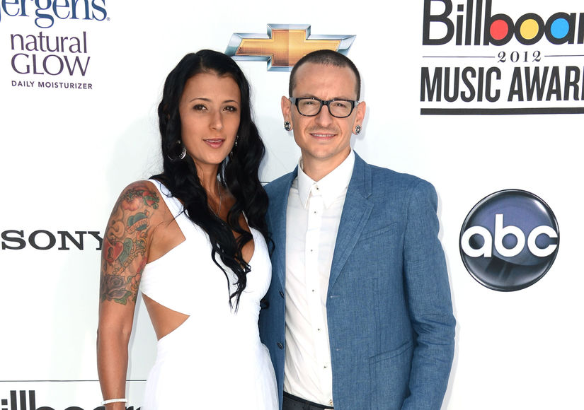 Chester Bennington's Widow Breaks Silence: 'How Do I Move On?'