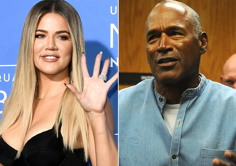 Rumor Bust! Khloé Kardashian and O.J. Simpson Are Not Taking a DNA Test