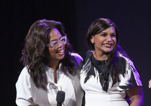Oprah Dishes on Mindy Kaling's Pregnancy — How Far Along Is She?