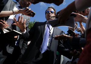 Was Anthony Scaramucci's Wife Pregnant When She Filed for Divorce?