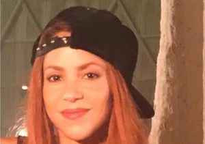 Shakira Debuts Red Hair — See the Pic Below!