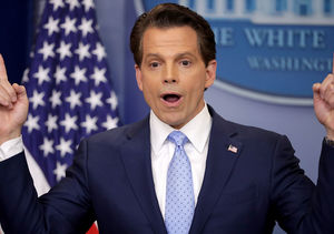 Anthony Scaramucci Already Out as White House Communications Director