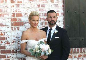 Inside Brittany Daniel & Adam Touni's 'Urban Chic' Wedding!