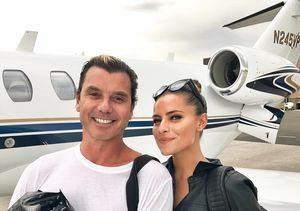 Gavin Rossdale Makes It Instagram-Official with Hot Model