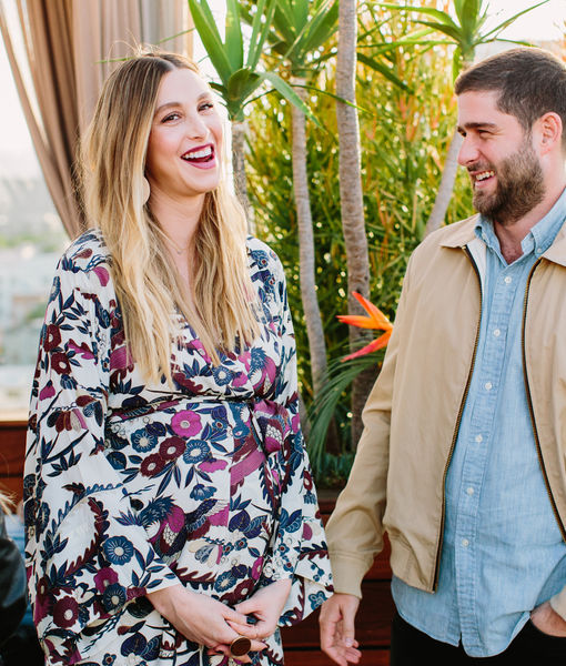 Whitney Port Welcomes Cute Baby Boy — What's His Name?