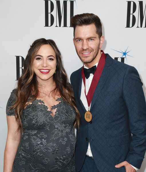 Andy Grammer & Wife Aijia Welcome Baby Girl — What's Her Name?
