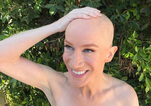 Kathy Griffin Shaves Head to Support Sister with Cancer