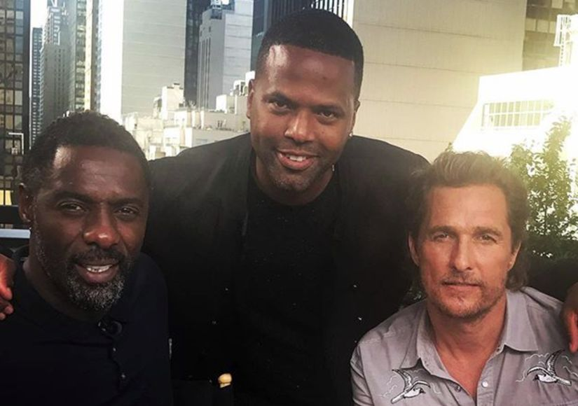 Idris Elba and Matthew McConaughey Talk 'Huge Responsibility' and…