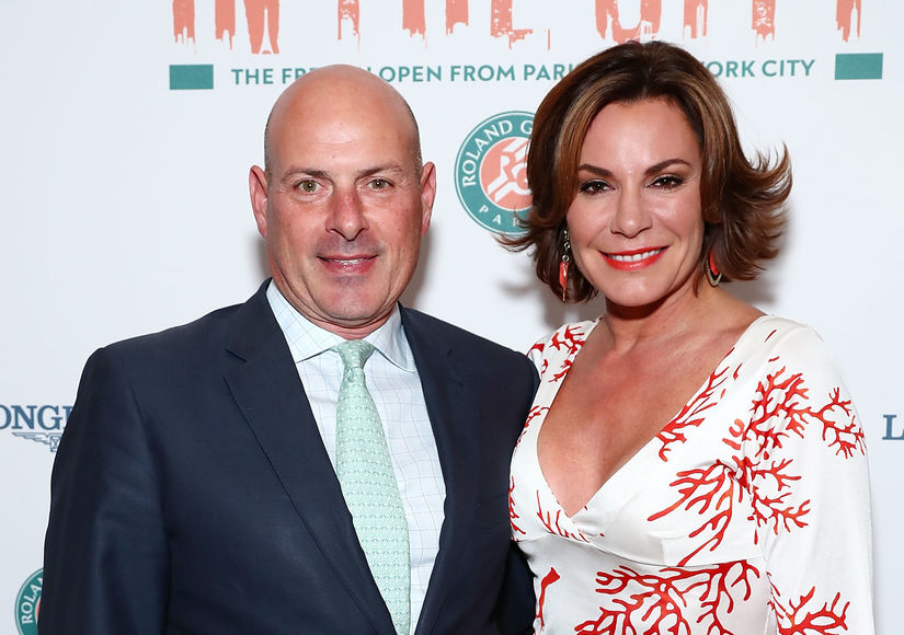 'Real Housewives' star LuAnn de Lesseps and Tom D'Agostino to divorce