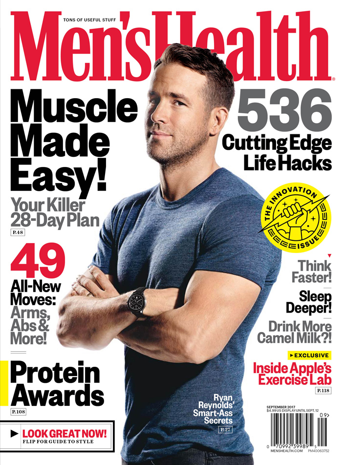 Men's-Health-September-Cover