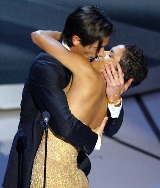 Halle Berry's Candid Confession About That Oscars Kiss with Adrien Brody