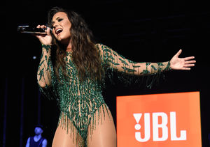 Demi Lovato and DNCE Rock JBL Fest in Las Vegas